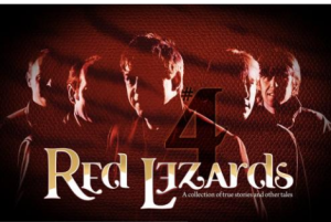red-lezards