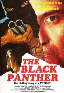 la panthère noire